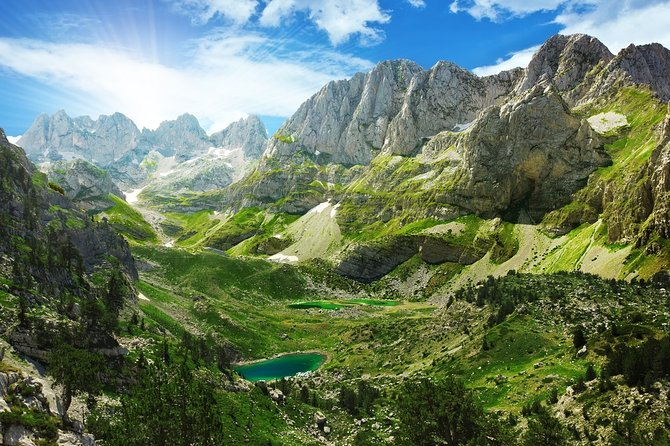 4 day tour from Tirana to Lake Koman, Valbona, Theth and Shkoder