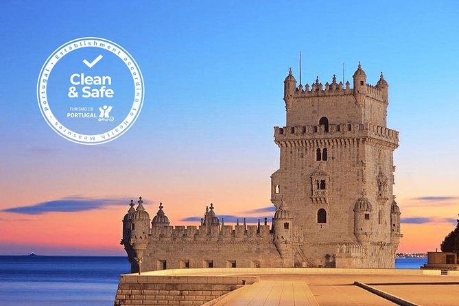Lisbon - Sintra - Cascais - Full Day Private Tour