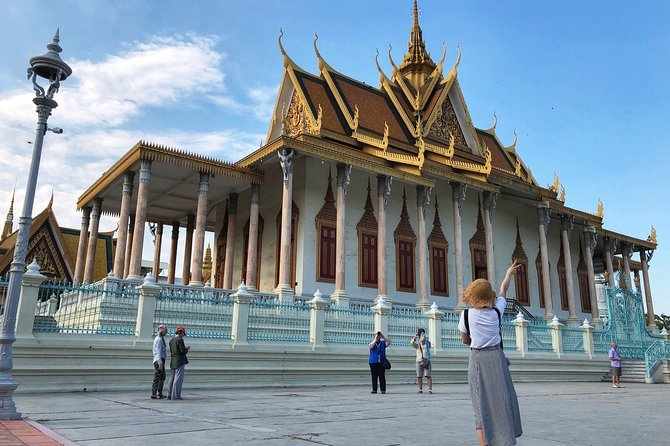 Full-Day Phnom Penh City & Silk Island with a local Tuk Tuk Tours photo 27