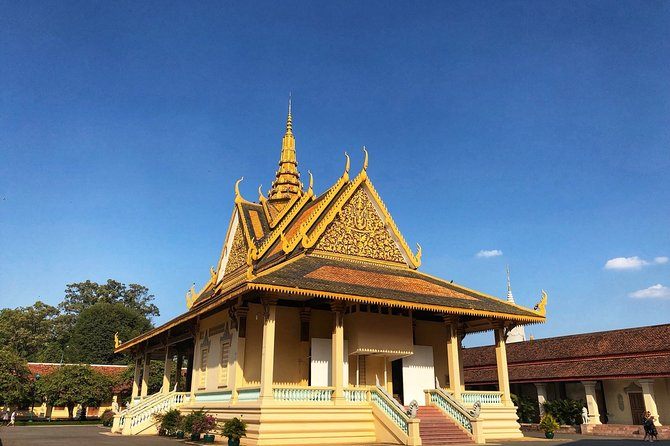 Full-Day Phnom Penh City & Silk Island with a local Tuk Tuk Tours photo 187