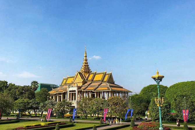 Full-Day Phnom Penh City & Silk Island with a local Tuk Tuk Tours photo 145