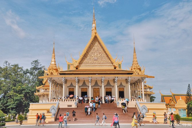 Full-Day Phnom Penh City & Silk Island with a local Tuk Tuk Tours photo 148