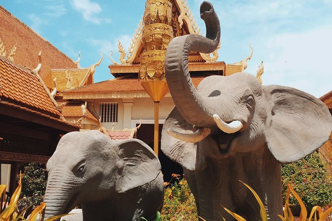 Full-Day Phnom Penh City & Silk Island with a local Tuk Tuk Tours photo 4