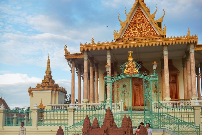 Full-Day Phnom Penh City & Silk Island with a local Tuk Tuk Tours photo 77