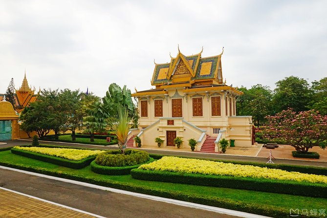 Full-Day Phnom Penh City & Silk Island with a local Tuk Tuk Tours photo 131