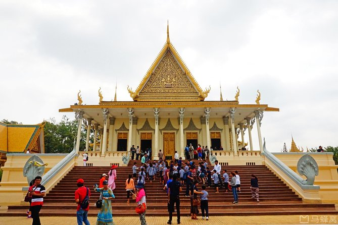 Full-Day Phnom Penh City & Silk Island with a local Tuk Tuk Tours photo 74