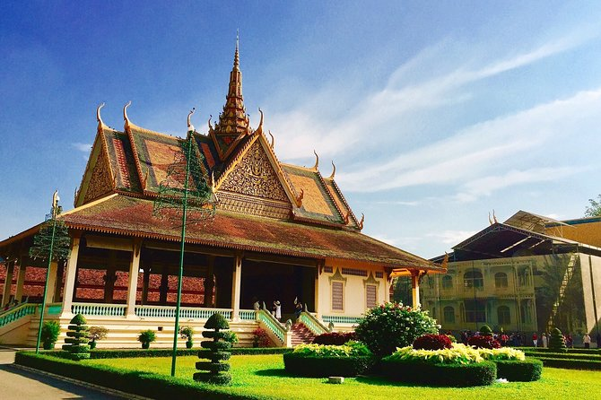 Full-Day Phnom Penh City & Silk Island with a local Tuk Tuk Tours photo 103