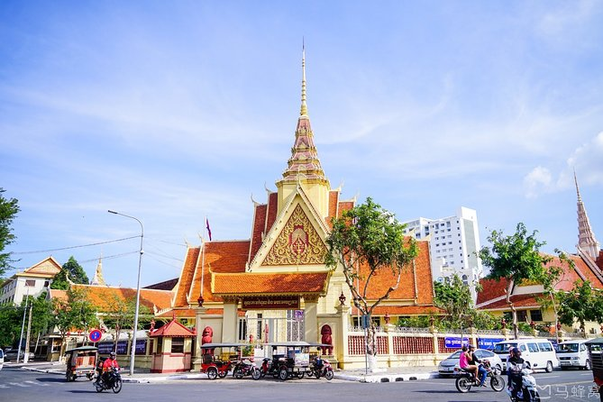 Full-Day Phnom Penh City & Silk Island with a local Tuk Tuk Tours photo 143