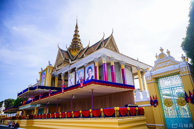 Full-Day Phnom Penh City & Silk Island with a local Tuk Tuk Tours photo 124