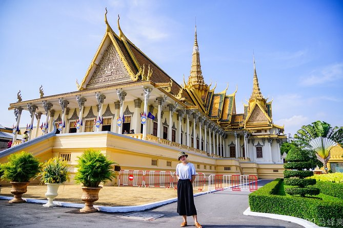 Full-Day Phnom Penh City & Silk Island with a local Tuk Tuk Tours photo 84
