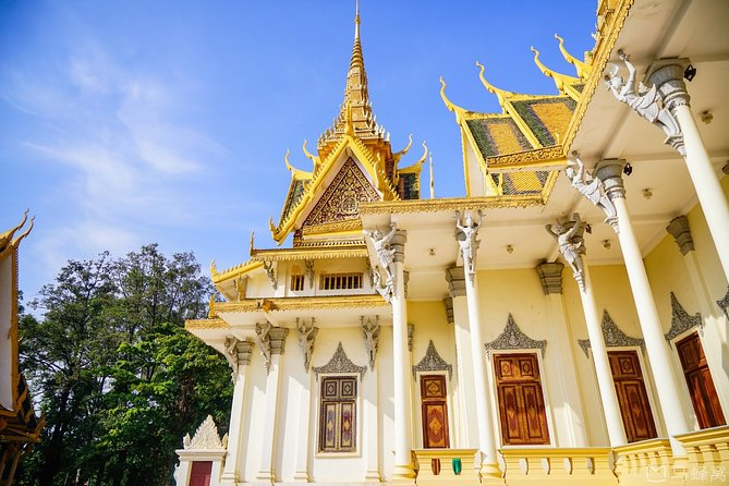 Full-Day Phnom Penh City & Silk Island with a local Tuk Tuk Tours photo 159