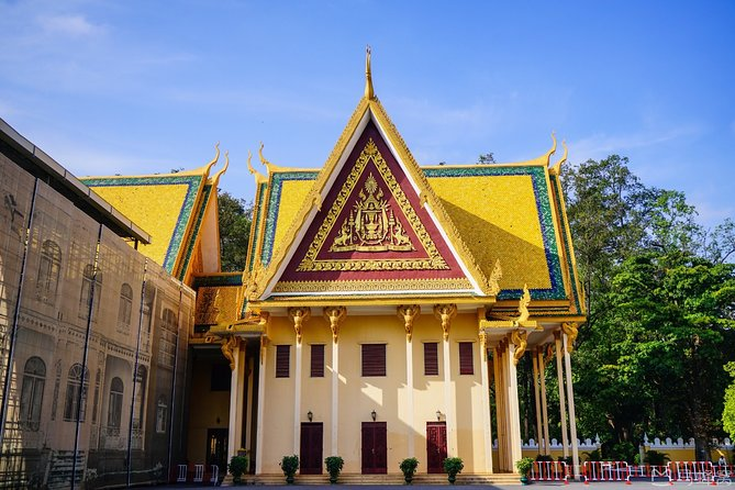 Full-Day Phnom Penh City & Silk Island with a local Tuk Tuk Tours photo 140
