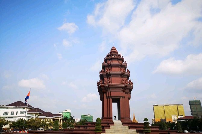 Full-Day Phnom Penh City & Silk Island with a local Tuk Tuk Tours photo 63