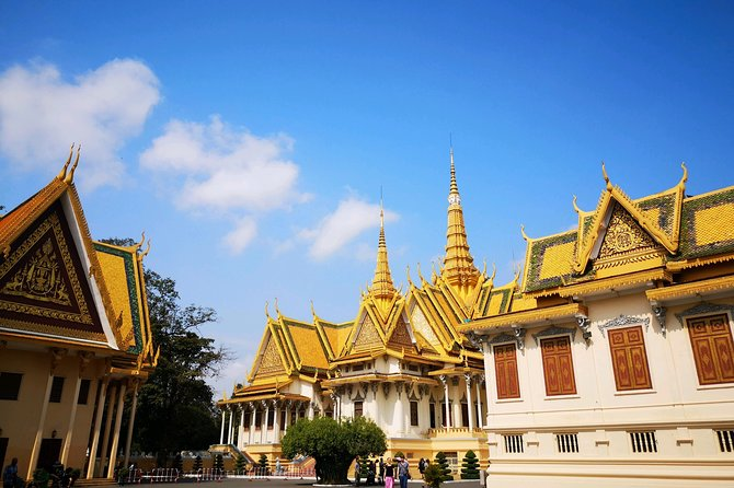 Full-Day Phnom Penh City & Silk Island with a local Tuk Tuk Tours photo 134