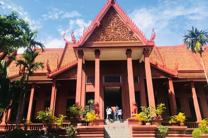 Phnom Penh And Outskirt Private Discovery Tours-two Days