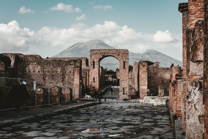 Tours from Home: Pompeii, The City Frozen in Time