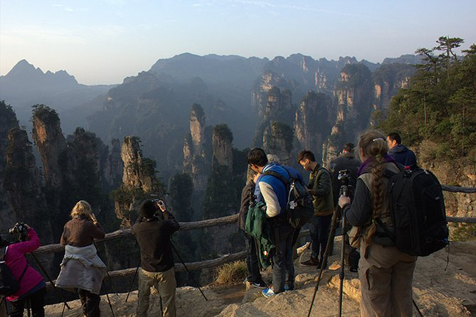 Private Discovery Day Tour to Tianzi Mount and Paddies in The Sky (Laowuchang)