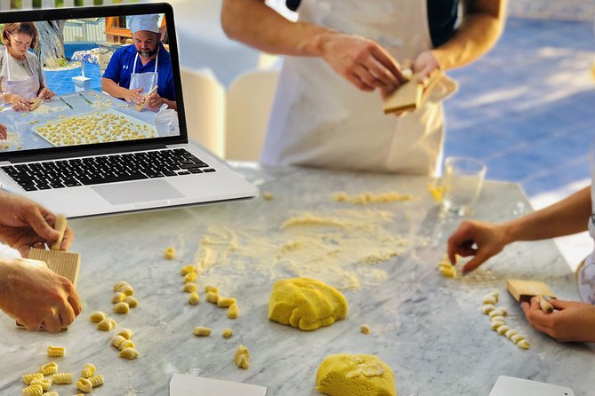 Live Streaming Italian Cooking Class