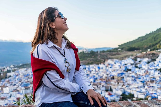 Private Photo Shoot Session in Chefchaouen