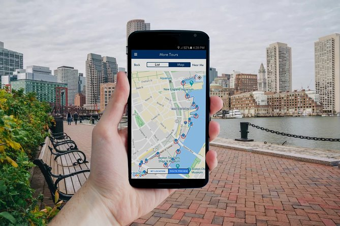 Ultimate Boston Self-Guided Combo Tour