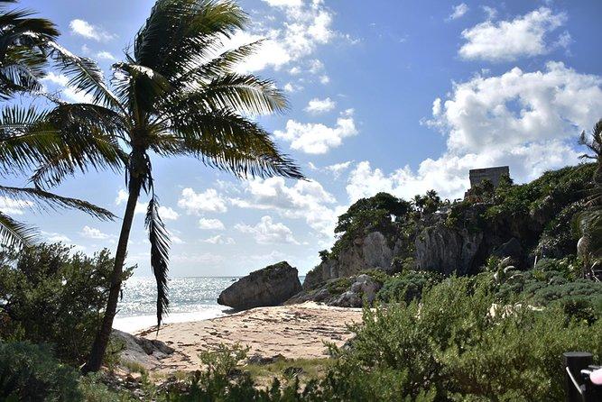 4 in 1 Tour VIP Tulum, Coba, Cenote & Playa del Carmen