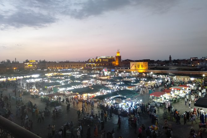Marrakech City Day Tour