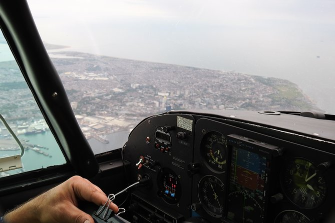 Day Trip from London to Guernsey by a Private Plane