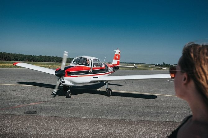 Day Trip from Blackpool to Isle of Man by a Private Plane