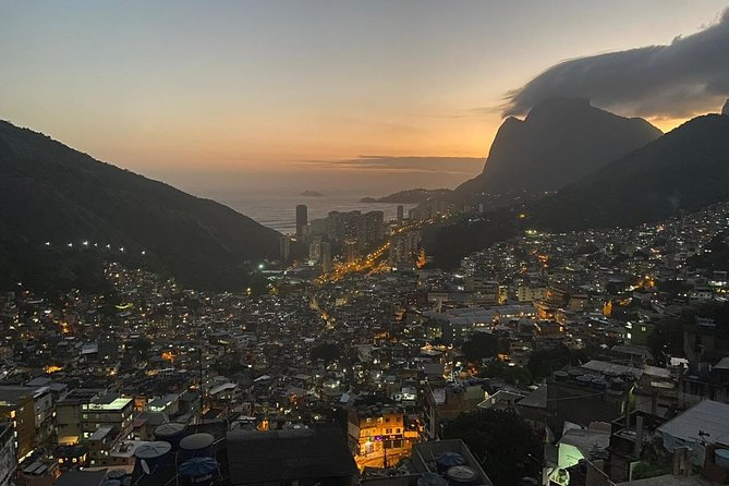 Favela Tour in Rio de Janeiro with Hotel pick-up and drop-off