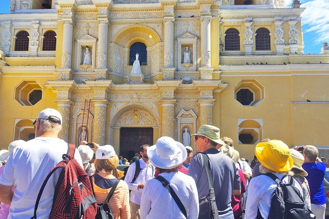 Antigua Guatemala & Guatemala City Tour