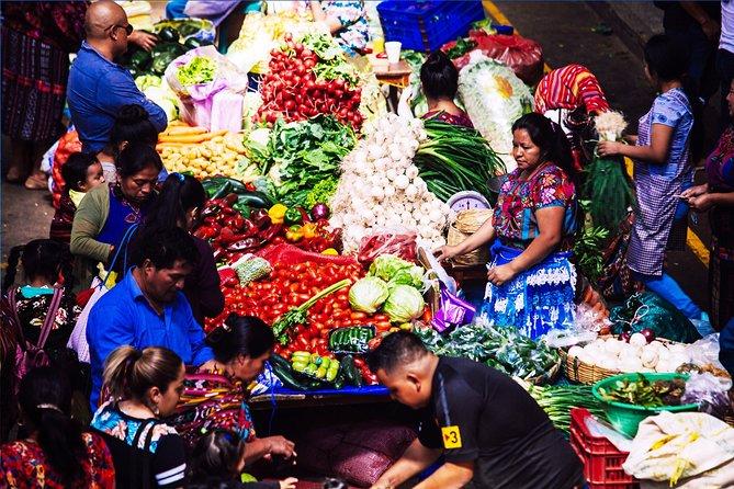 Full Day Tour: Chichicastenango Maya Market and Lake Atitlan from Guatemala City