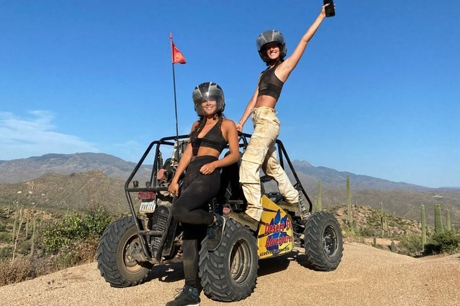2 Person Guided U-Drive ATV Sand Buggy Tour Scottsdale/Phoenix photo 33