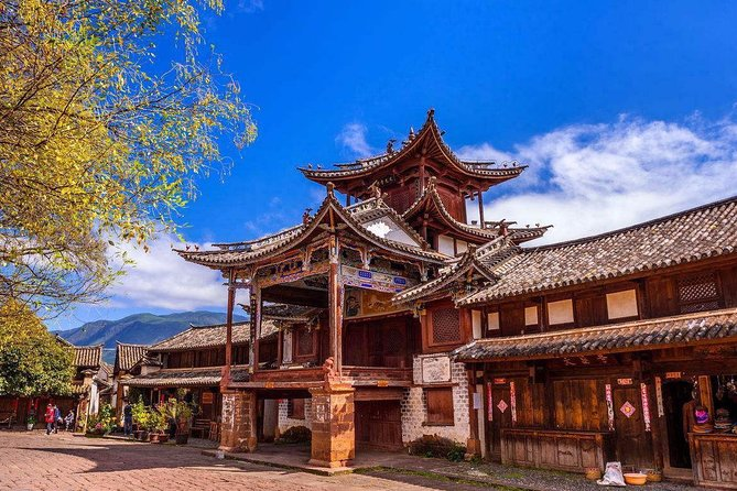 All Inclusive Private Day Tour to Shaxi Ancient Town from Lijiang