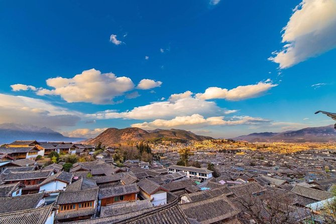 2-Day Private Lijiang Highlights Tour from Dali: Old Town,Snow Mountain and More