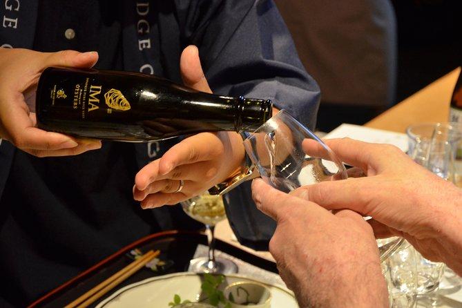 Private Japanese Sake Tasting Lecture in Niigata
