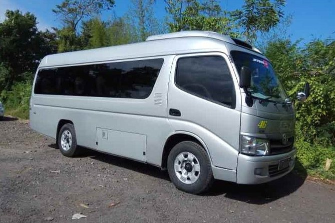 Airport Transfer Service from Area Ubud /Tanah Lot /Pecatu & Uluwatu (13 Seater)