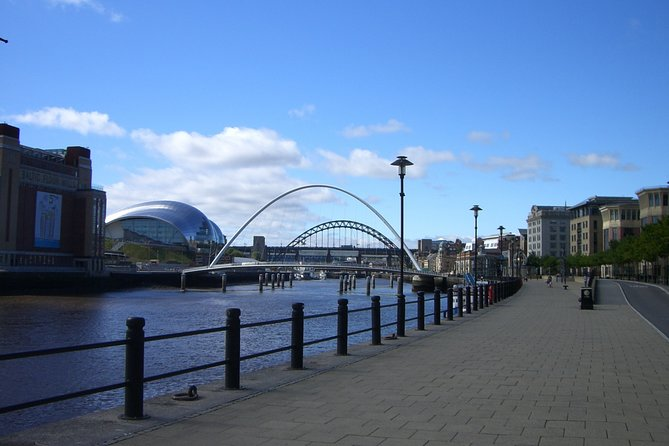 SOCIAL DISTANCING: Private Walking Tour: Newcastle