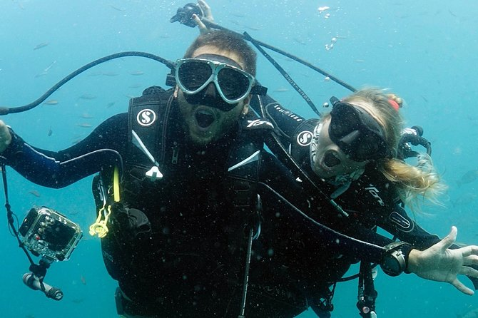 Private Full-Day Scuba Diving in Phuket