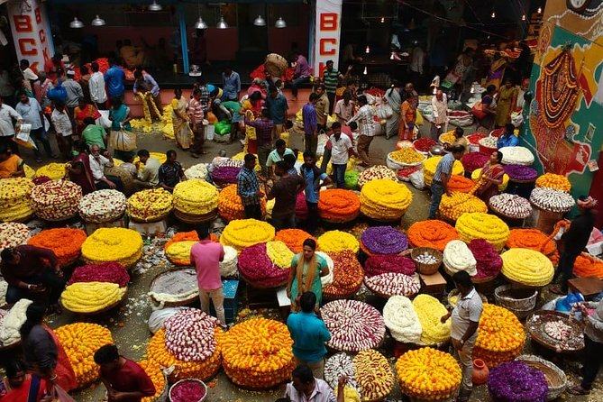 Guided Cultural Walking Tour of Bengaluru Markets