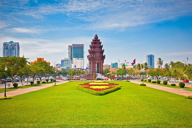 3 Days Phnom Penh and Siem Reap Combination Private Tour