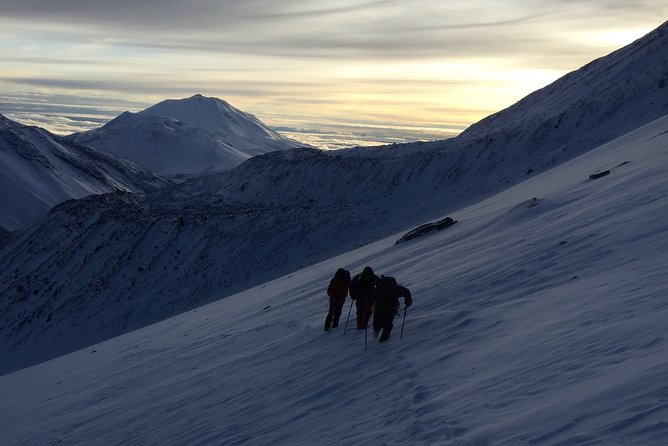Expedition and Climbing to Ojos de Salado Volcano