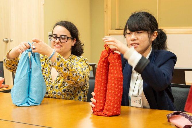 Online Origami & Furoshiki Workshop with Specialist Instructor