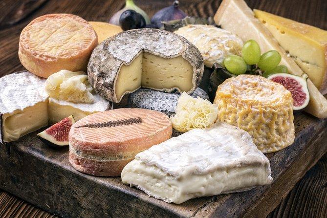 Tasting workshop - Cheese and White Wine Pairing