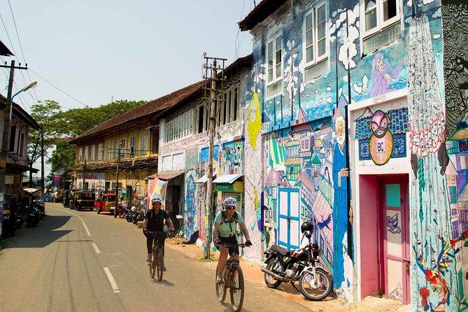 Fort Cochin Cycling Tour