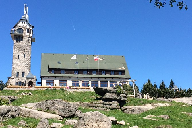 Jizera Mountains MTB cycling weekend