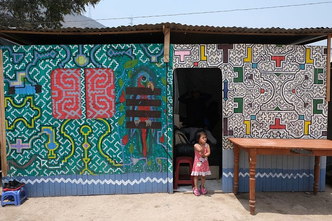 Shipibo Culture in Lima: Visit to an Urban Amazonian Community