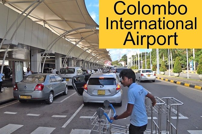 Private Colombo Airport Transfer from Galle