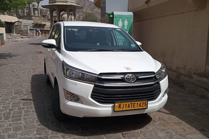 Private Transportation Jaipur To Sawai madhopur Drop
