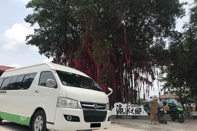 14 Hours Slow Paced Sekinchan and Nature Wonder Kuala Selangor Van tour from KL