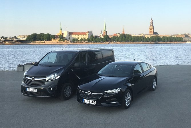 English Speaking Private Arrival Transfer from Riga Airport